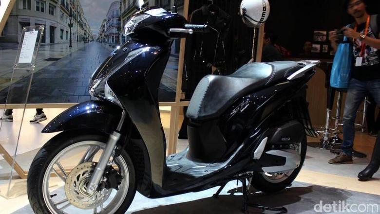 Skuter Honda Rp 40 Juta, Sebulan 5-10 Unit Habis Terjual