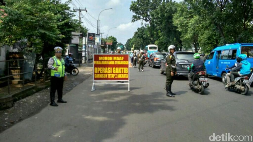 Cegah Oknum Tak Tertib Lalin, TNI-Polri Gelar Operasi Gabungan