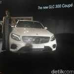 Mercy GLC Coupe AMG, Perpaduan Coupe dan SUV Seharga Rp 1,2 M