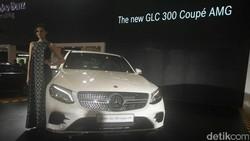 Mercy GLC Coupe AMG, Perpaduan Coupe dan SUV Seharga Rp 1,2 M