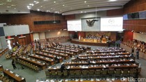 257 Anggota DPR Tidak Hadiri Paripurna Bahas 3 RUU