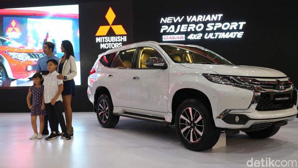 Mitsubishi Andalkan Pajero Sport di IIMS 2017