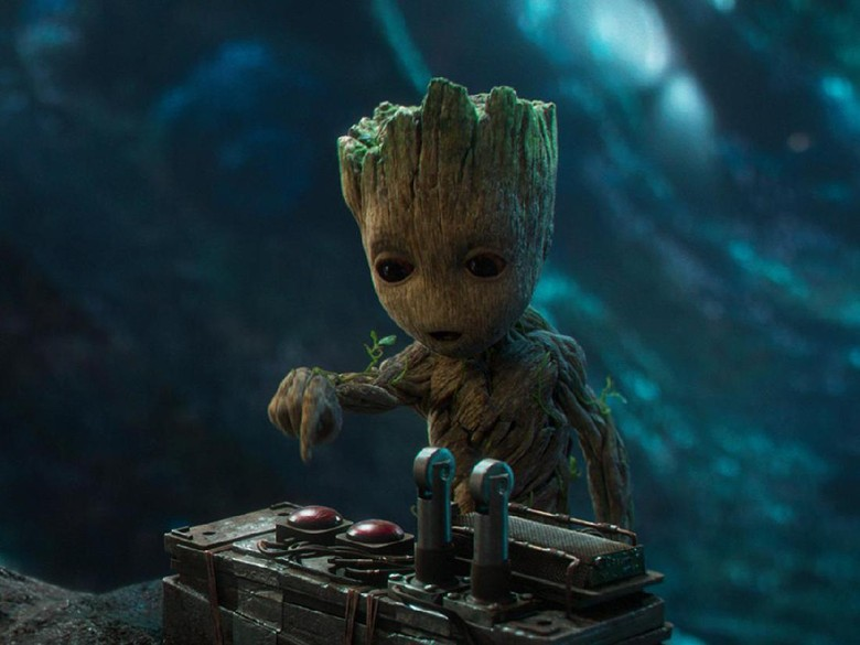 Groot akan Tumbuh Lebih Besar di The Avengers: Infinity War