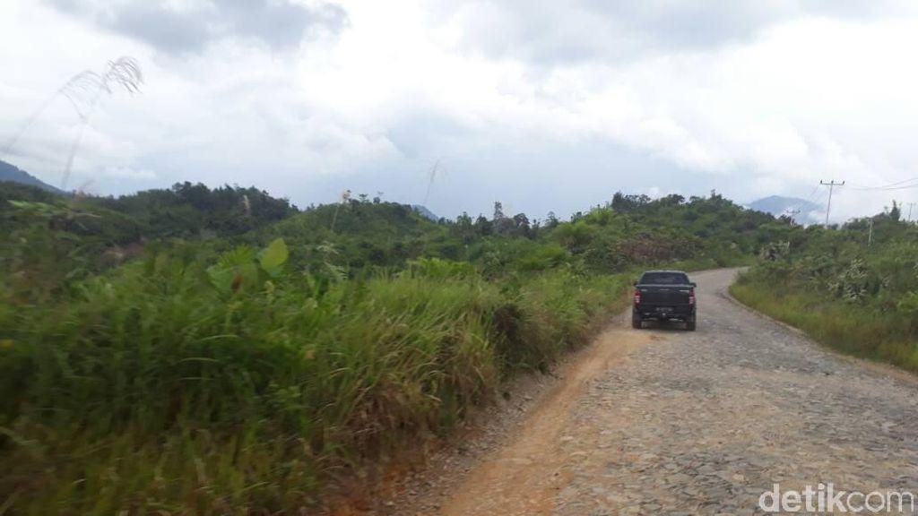Tahun 2018, Jalan Paralel Perbatasan RI-Malaysia Terbuka 100%