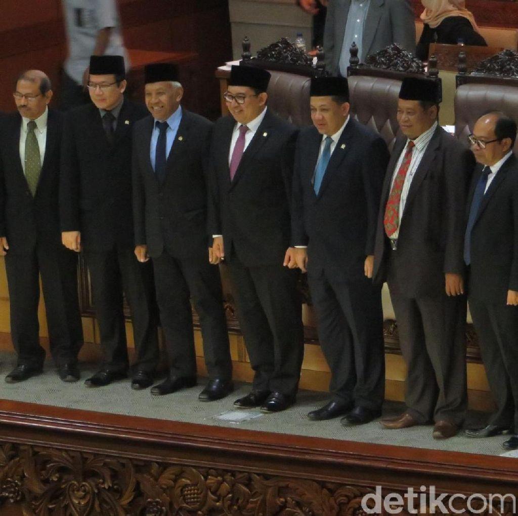 Paripurna DPR Sahkan 5 Anggota Dewan Pengawas BPKH