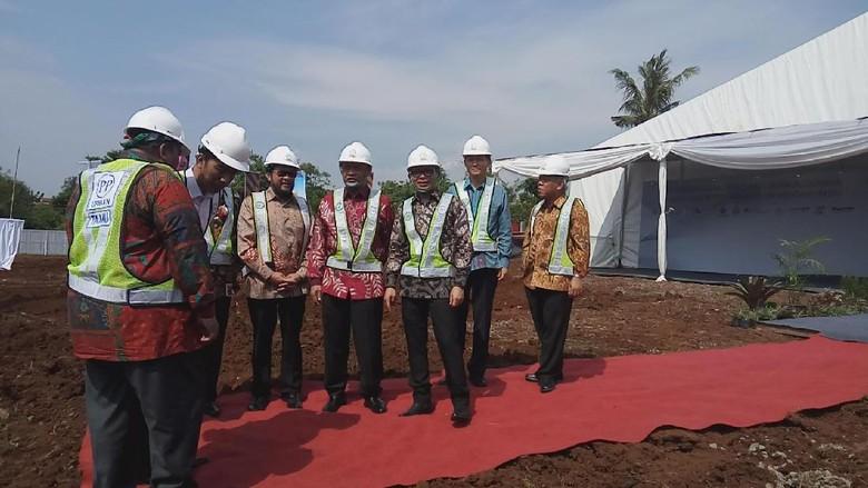 Resmikan Rusun untuk Buruh, Jokowi: Cicilan Rp 1,2 Juta Mampu?