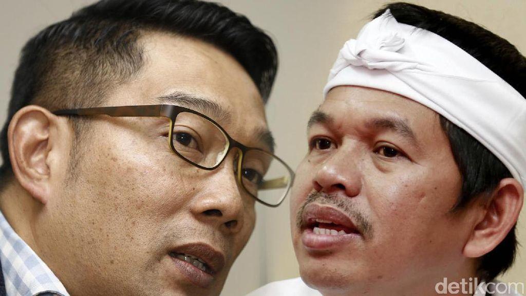 Ridwan Kamil atau Dedi Mulyadi yang Dapat Dukungan Golkar?