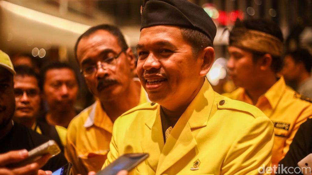 Golkar se-Jabar Sepakat Usung Dedi Mulyadi Maju pada Pilgub 2018