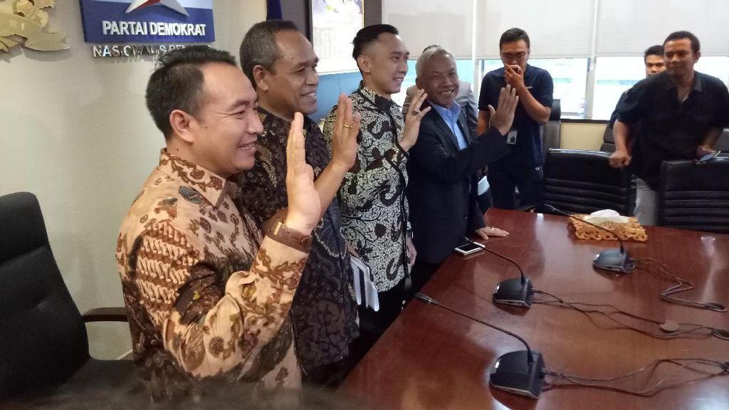 Diperintahkan SBY, Fraksi Demokrat Tolak Angket KPK
