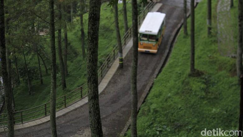 Foto: Selamat datang di Dago Dream Park (Wisma Putra/detikTravel)