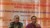 22 Juta Orang Indonesia Mencari Nafkah di Sektor Perdagangan