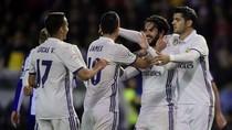 Penampilan Dipuji Zidane, Isco Sanjung Balik Skuat Madrid