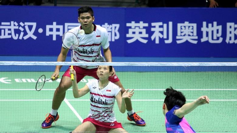 Singkirkan Pasangan Korea, Praveen/Debby Lolos Perempatfinal