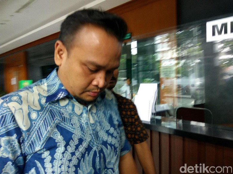 Irvanto Hendra Jelaskan soal Hubungannya dengan Setya Novanto