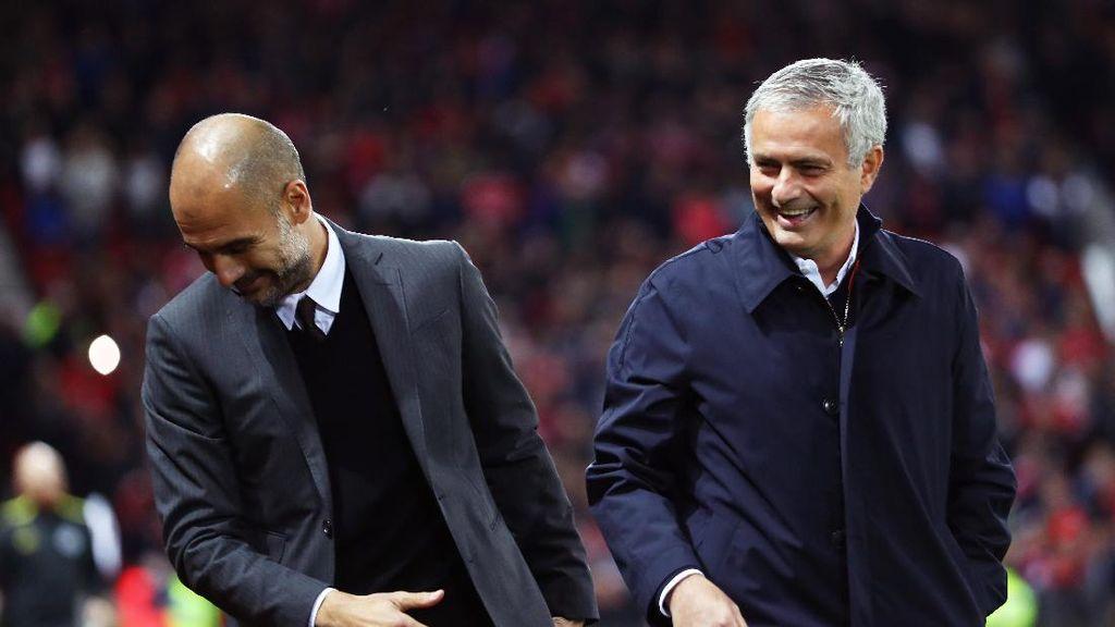 Apakah Guardiola Masih Jadi Mimpi Buruk Mourinho?