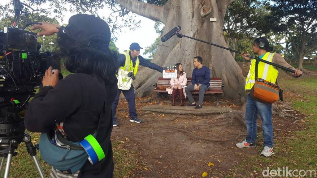 Surat Kecil untuk Tuhan Rampungkan Syuting di Sydney Australia