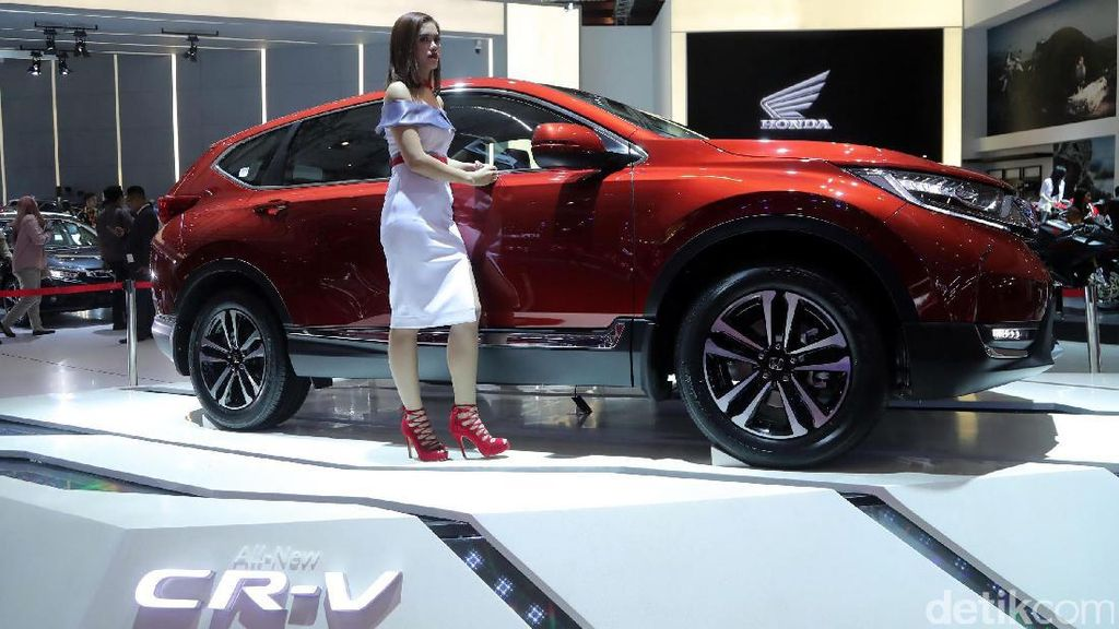 Honda Luncurkan CR-V Turbo 7 Kursi