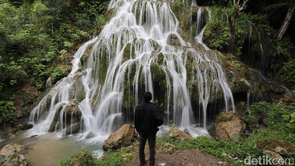 Ada Air Terjun Ala Dunia Peri di Atambua