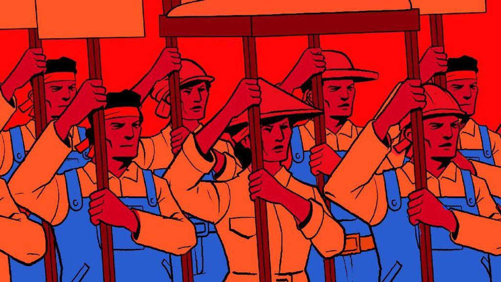 Pemerintah Didesak Wujudkan RUU Perlindungan Pekerja Migran Indonesia