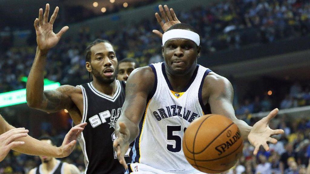 Spurs ke Semifinal Wilayah Barat Usai Kalahkan Grizzlies di Gim 6