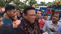 Ahok Kalah di Quick Count, Agung Laksono: Jakarta Kehilangan Dia