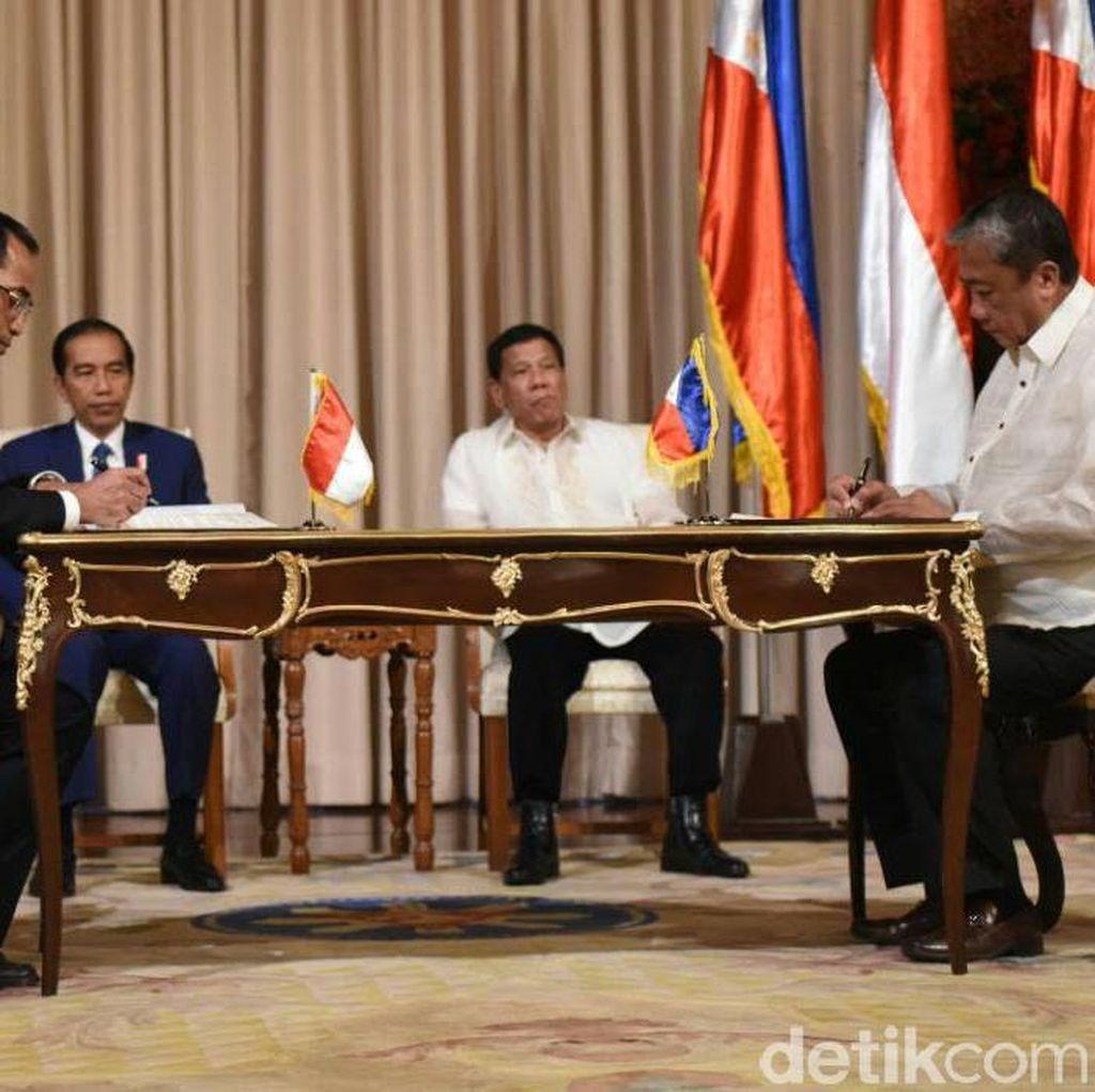 Presiden Jokowi Hadiri KTT Ke-30 ASEAN di Manila