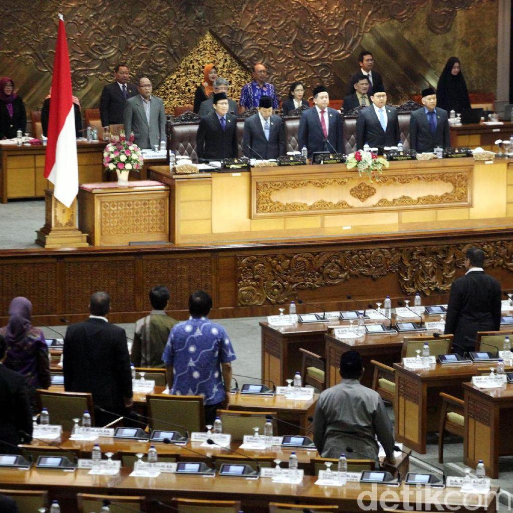 DPR Setujui Hak Angket KPK