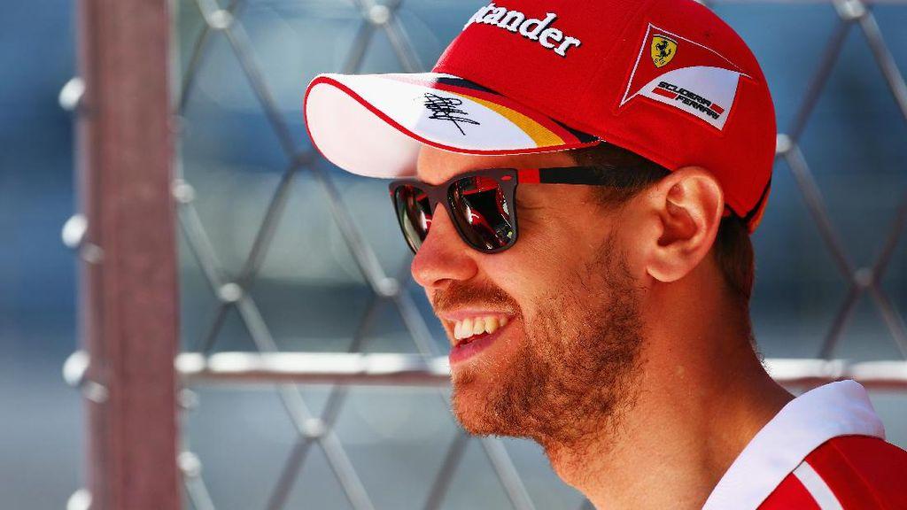 Mampukah Vettel Kalahkan Mercedes Lagi?