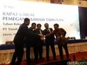 PT Timah Bagi Dividen Rp 75 Miliar ke Pemegang Saham