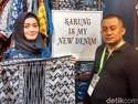Bisnis Sarung dan Kain Batik, Pria Ini Raup Omzet Rp 50 Juta/Hari
