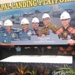 PT PAL Mulai Garap Kapal LPD Pesanan TNI AL