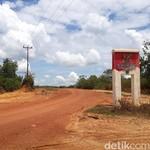 Melintasi 140 Km Jalan Paralel Perbatasan Entikong-Rasau 2
