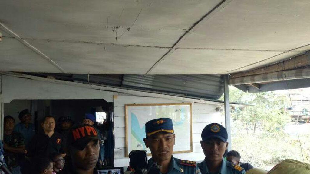TNI Amankan 8 Imigran Gelap asal Somalia di Sungai Asahan Sumut
