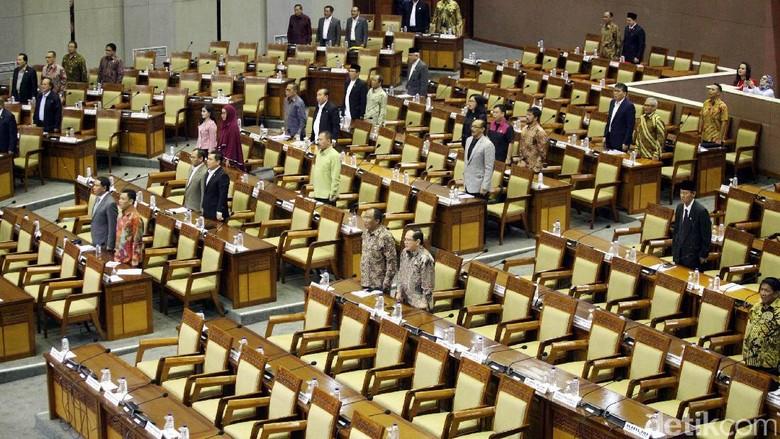 Menagih Konsistensi Fraksi Penolak Angket KPK di DPR