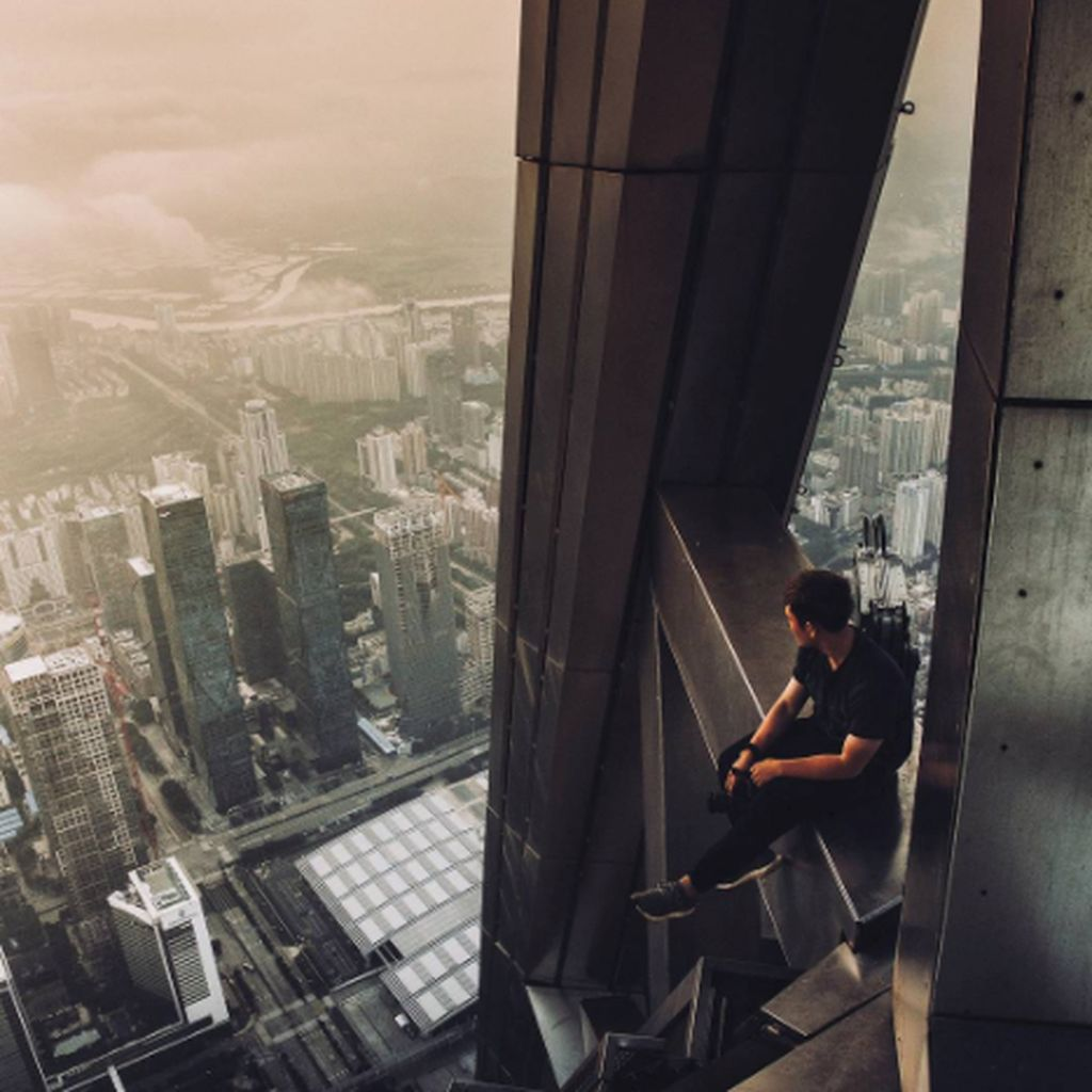 Fotografer Misterius Pamer Jepretan yang Bikin Gemetar