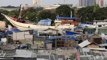 Segera Disikat Ahok, Ada 90 Tenda Berdiri di Kampung Akuarium