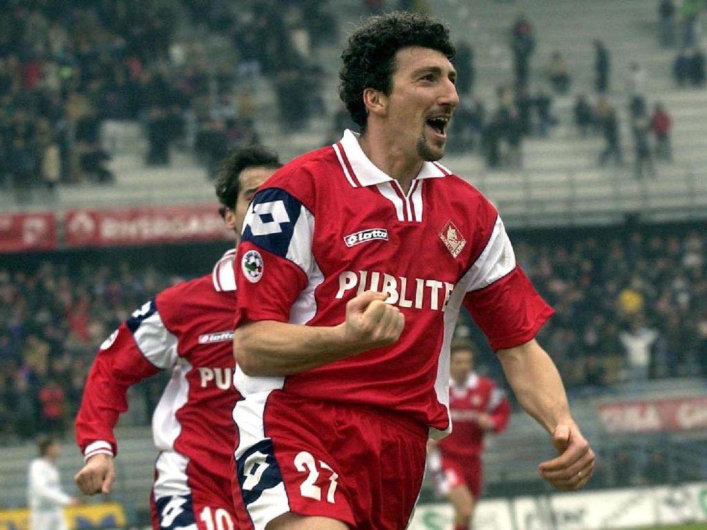 Dario Hubner, Raja Gol yang Gemar Merokok