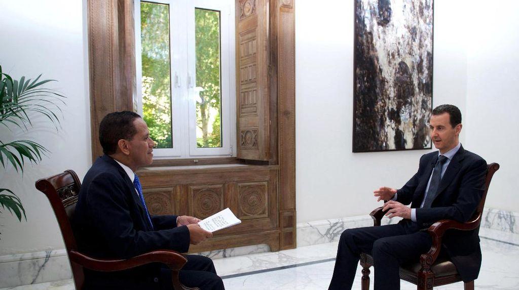 Suriah Berencana Beli Sistem Anti-Rudal Terbaru Rusia