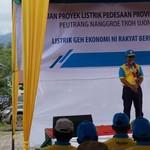 Tembus Hutan, Begini Perjuangan Melistriki Desa di Pedalaman Aceh