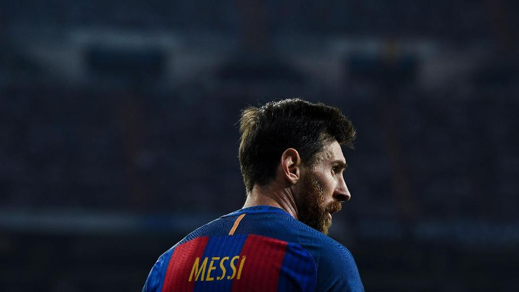 Messi Bantu Pembangunan Ruang-Ruang Kelas untuk Anak-Anak Suriah