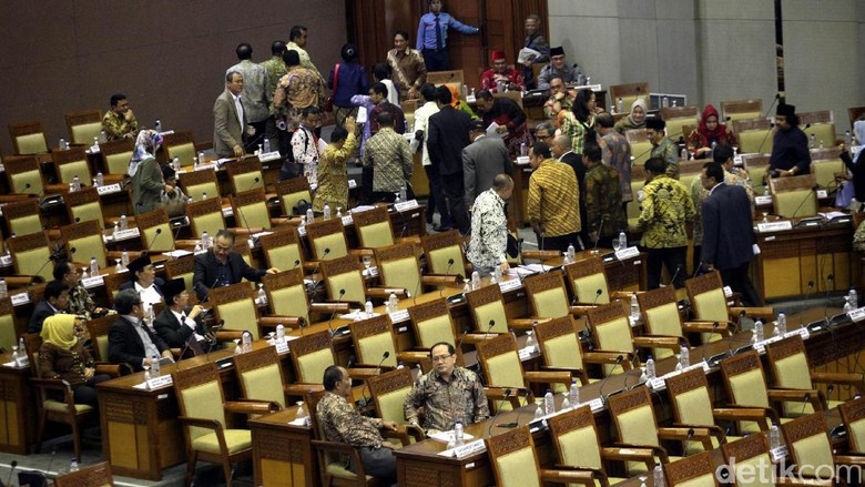 Ubah Sikap, F-Gerindra akan Kirim Wakil ke Pansus Angket KPK