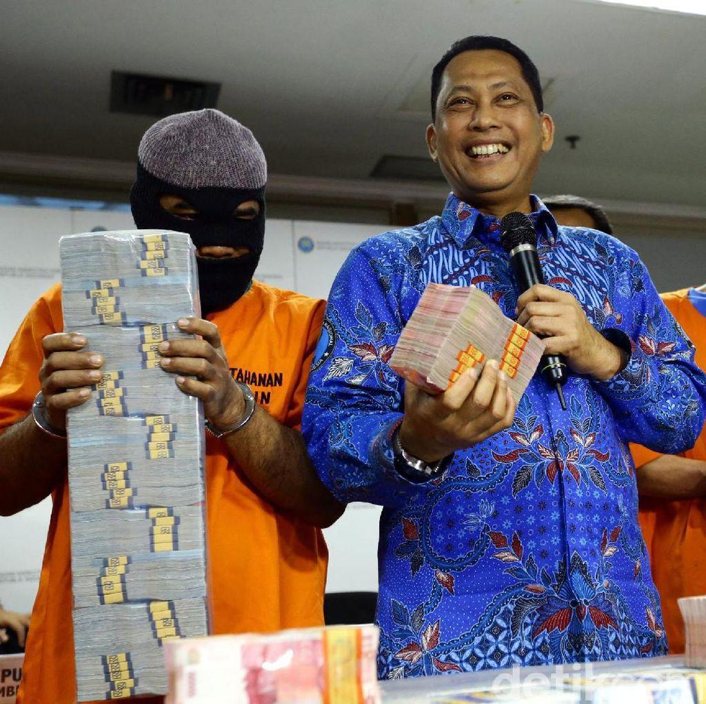 BNN Sita Aset Gembong Narkoba Rp 17,6 Miliar