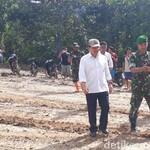 Cerita Sulitnya Tembus Hutan Demi Buka Jalan di Perbatasan RI-Malaysia