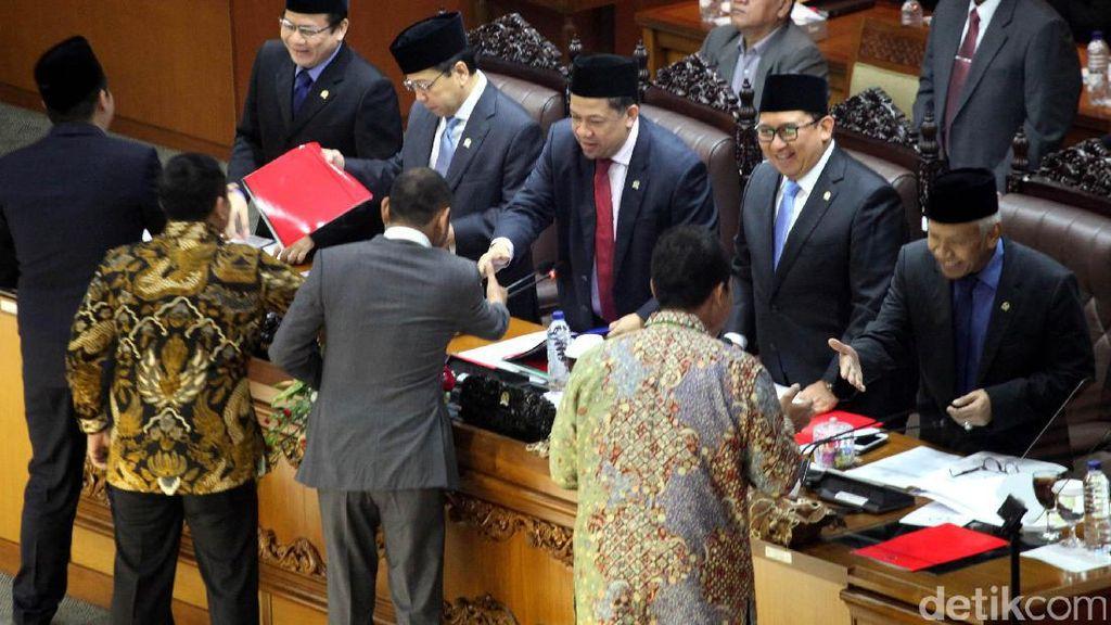Soal Angket, Fahri Hamzah Ingatkan KPK: Jangan Jadi Lembaga Politik