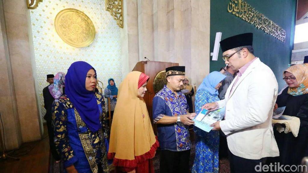 2 Ribu Guru Ngaji di Bandung Mulai Dapat Honor Rp 250 Ribu per Bulan