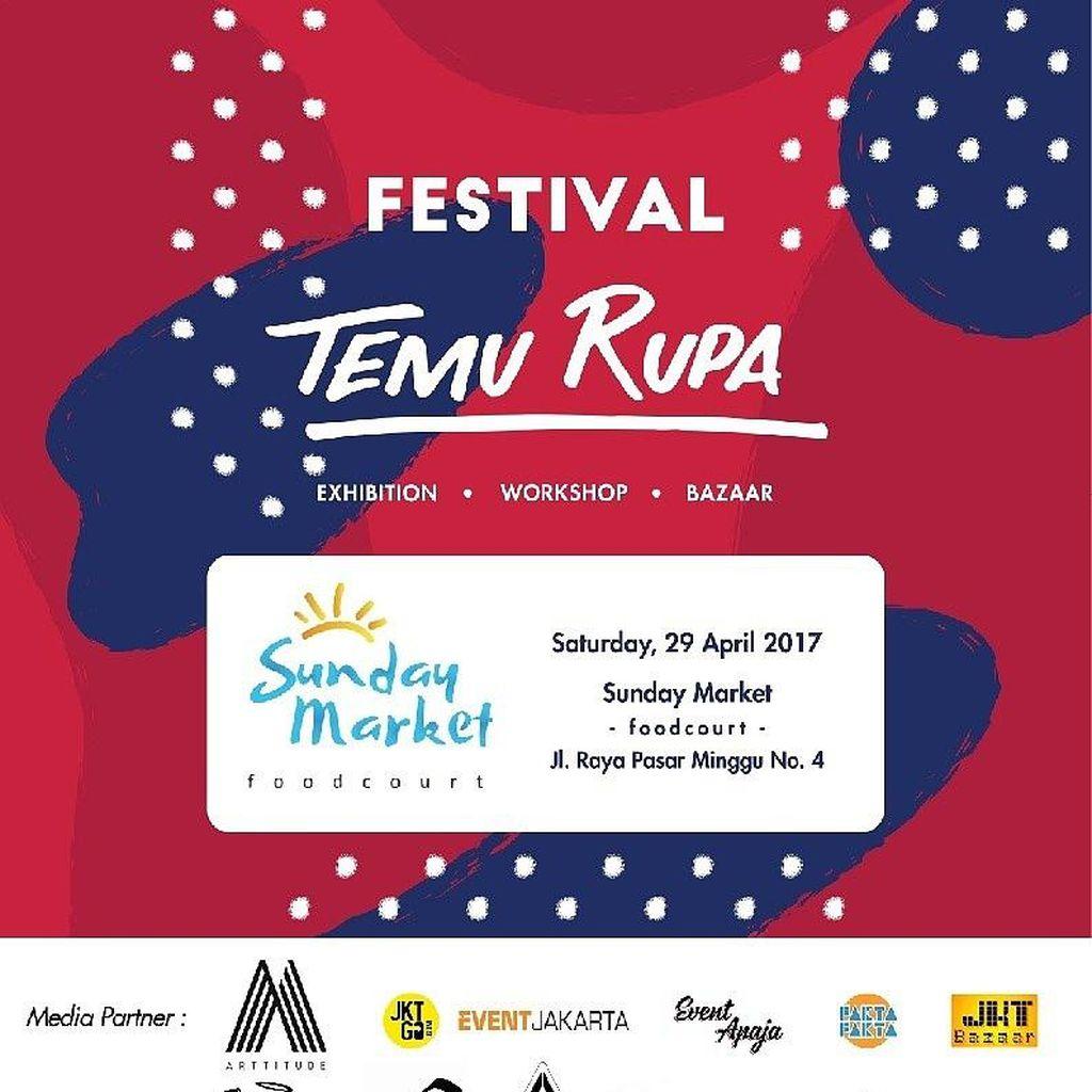 Libur Panjang, Yuk ke Festival Temu Rupa 2017