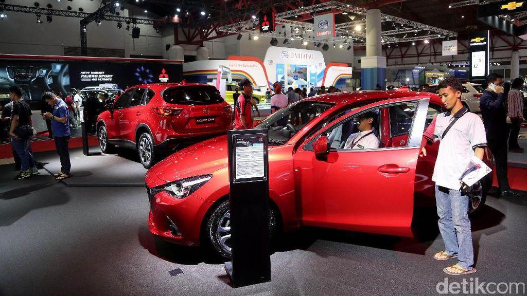 11 Hari IIMS, 250 Mobil Mazda Terjual