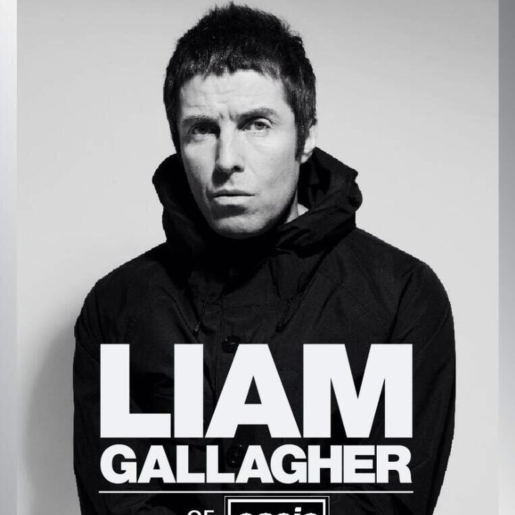 Beredar Poster Liam Gallagher Konser di Jakarta