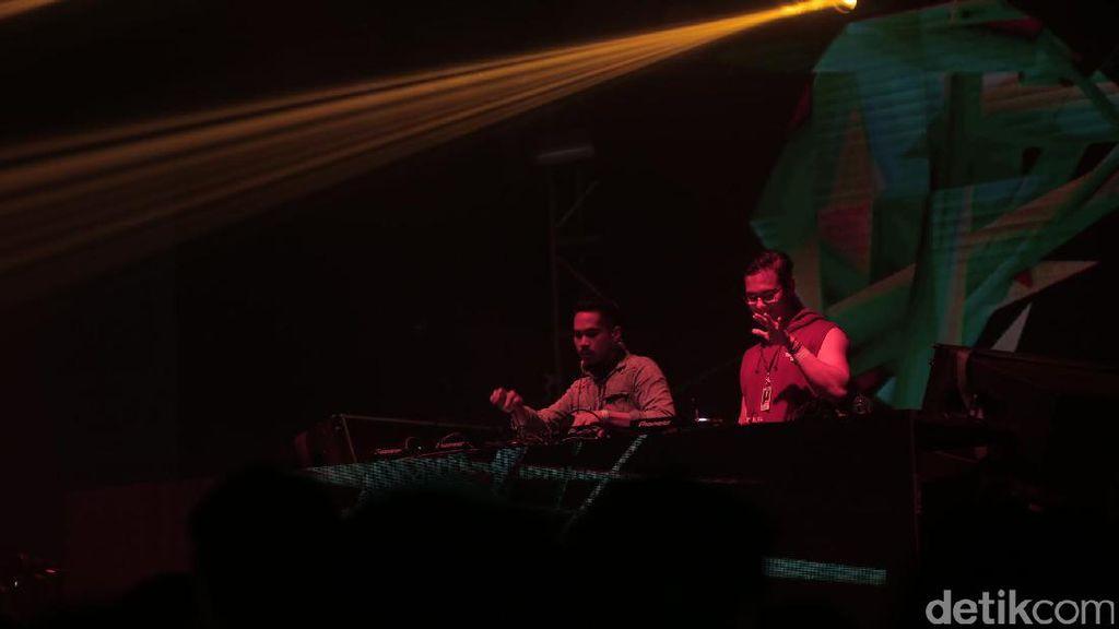 Beberapa DJ Lokal Buka Konser Marshmello