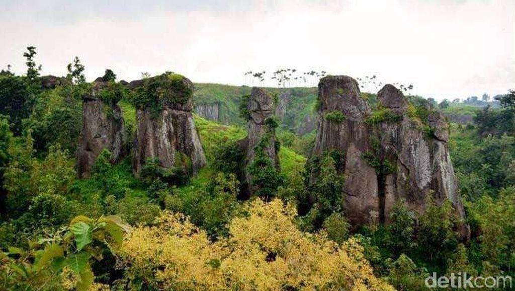 Ada Stonehenge Misterius dari Bondowoso!